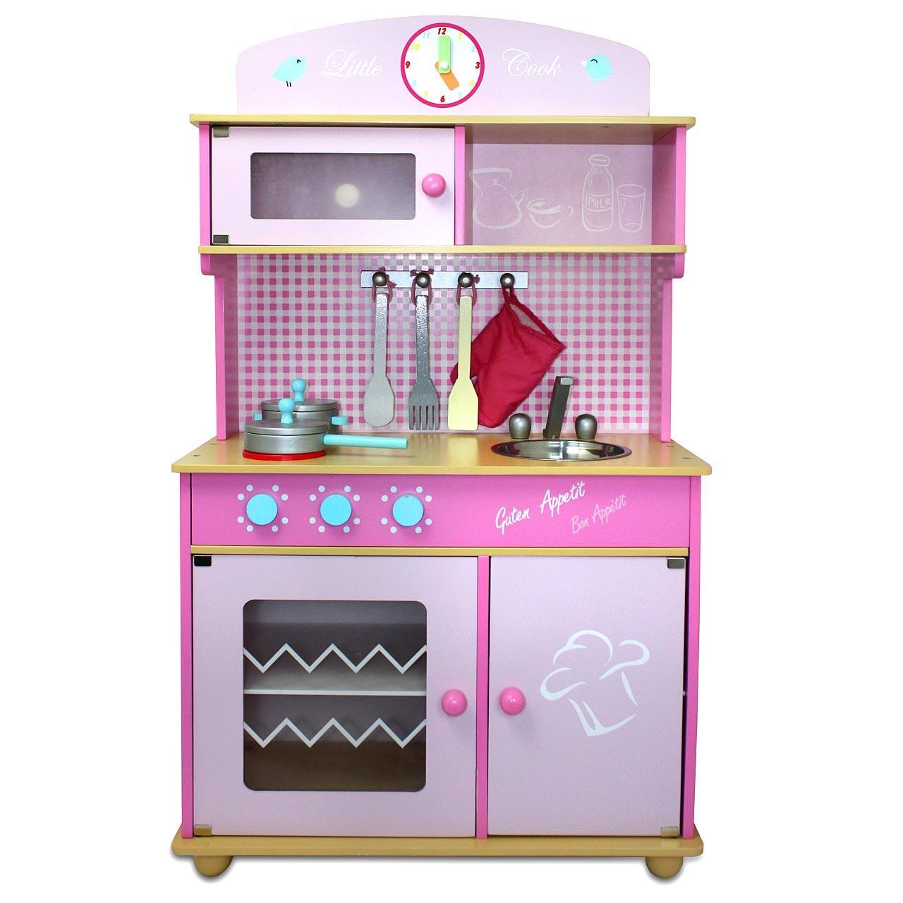 kinderk che holz spielk che kinderspielk che spielzeugk che holzk che k che ebay. Black Bedroom Furniture Sets. Home Design Ideas