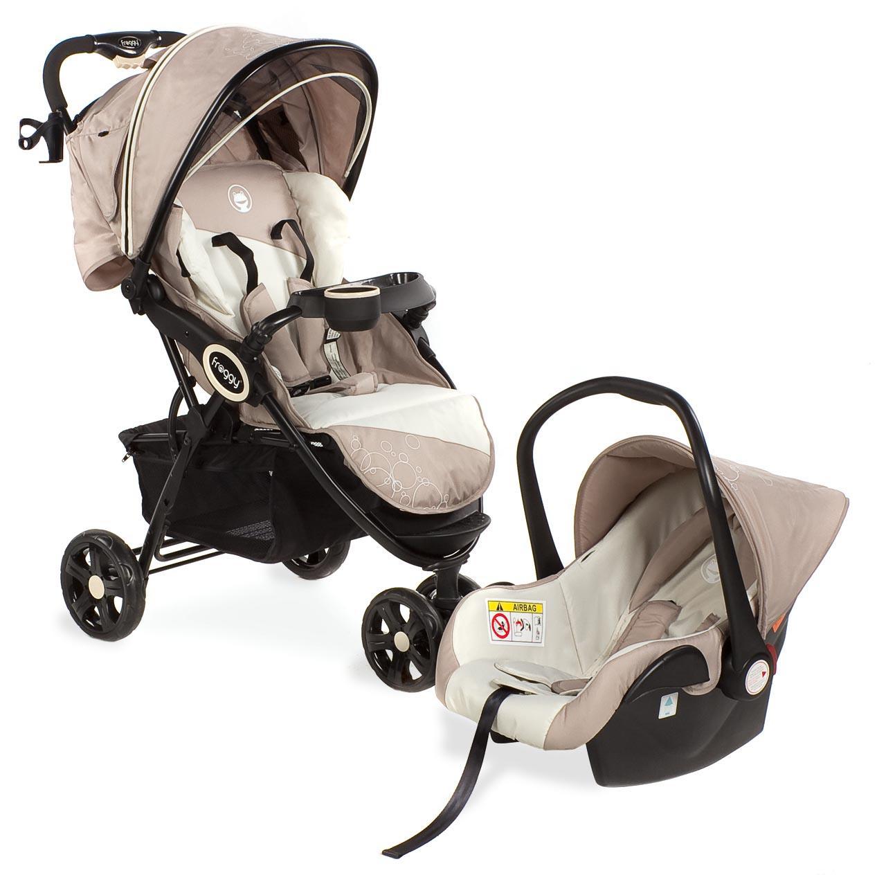 froggy 2in1 set dingo kinderwagen autositz buggy. Black Bedroom Furniture Sets. Home Design Ideas