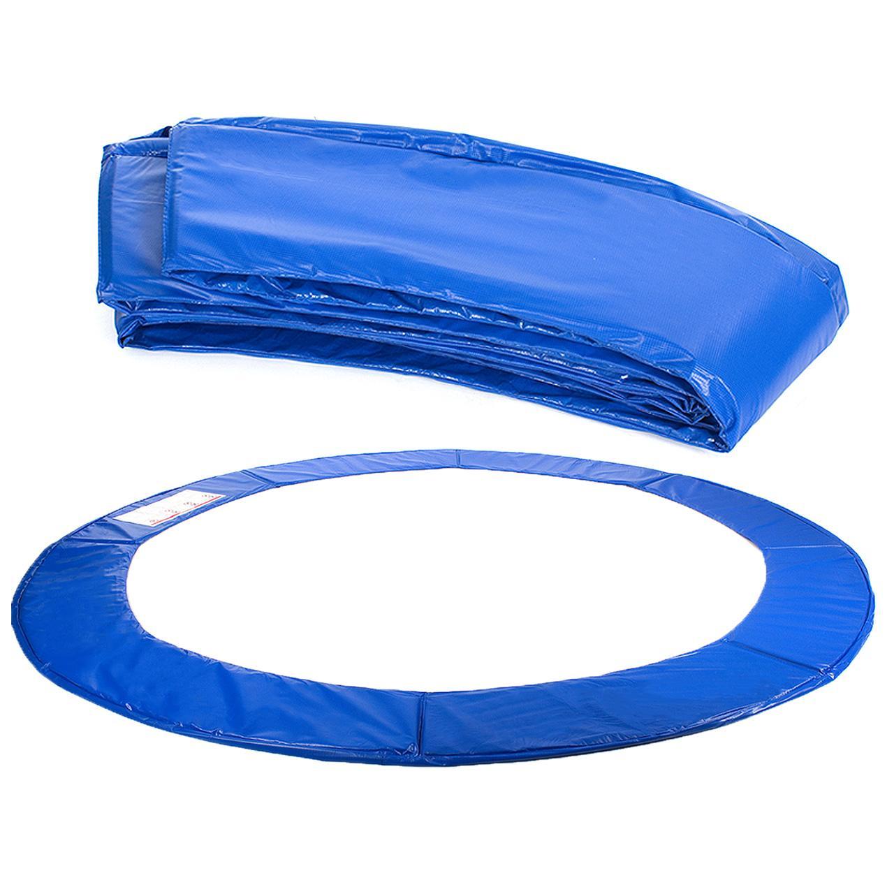 randabdeckung federabdeckung f r trampolin 250 310 370 400 430 490cm randschutz ebay. Black Bedroom Furniture Sets. Home Design Ideas