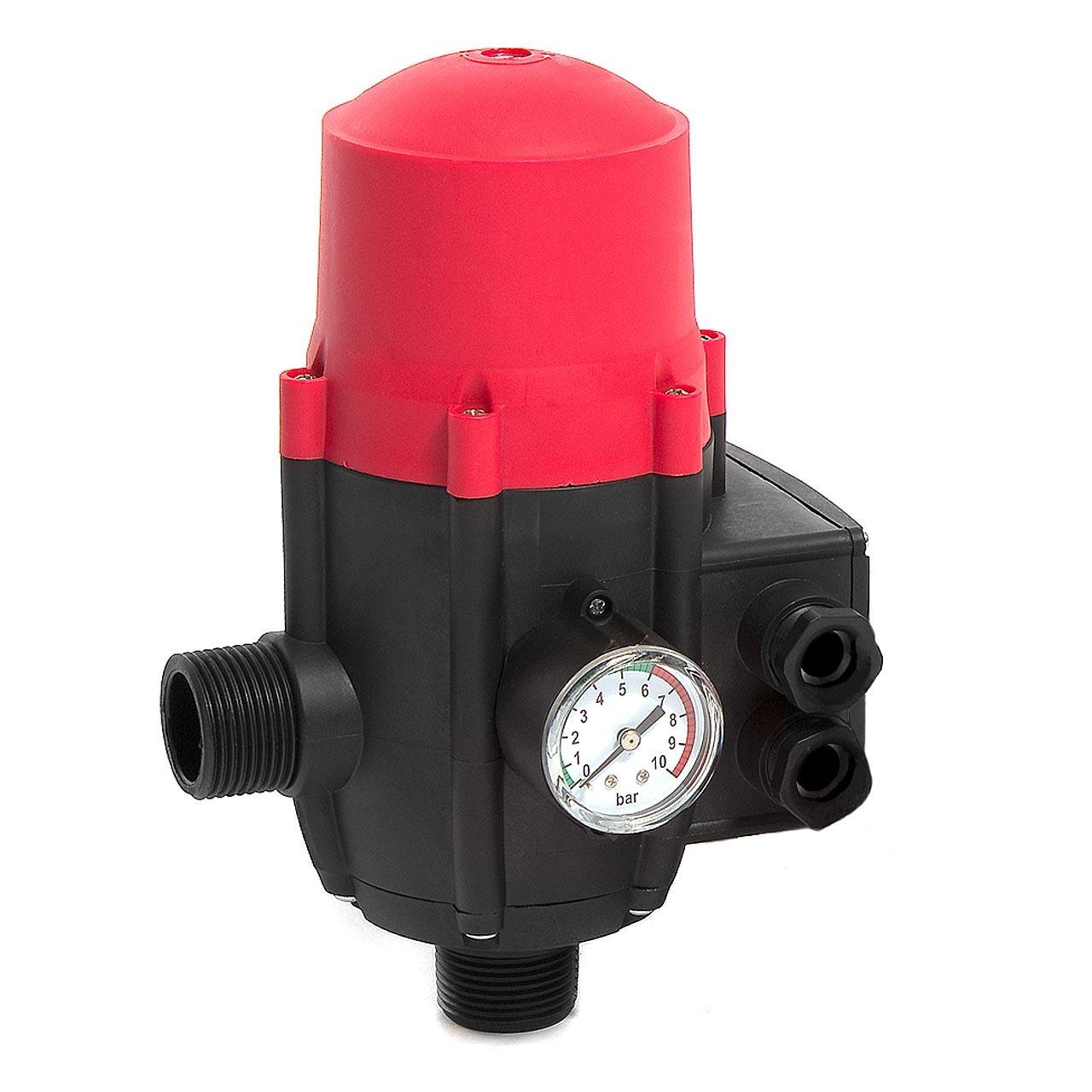 Pumpensteuerung-Pumpe-Druckschalter-Hauswasserwerk-Pumpenschalter