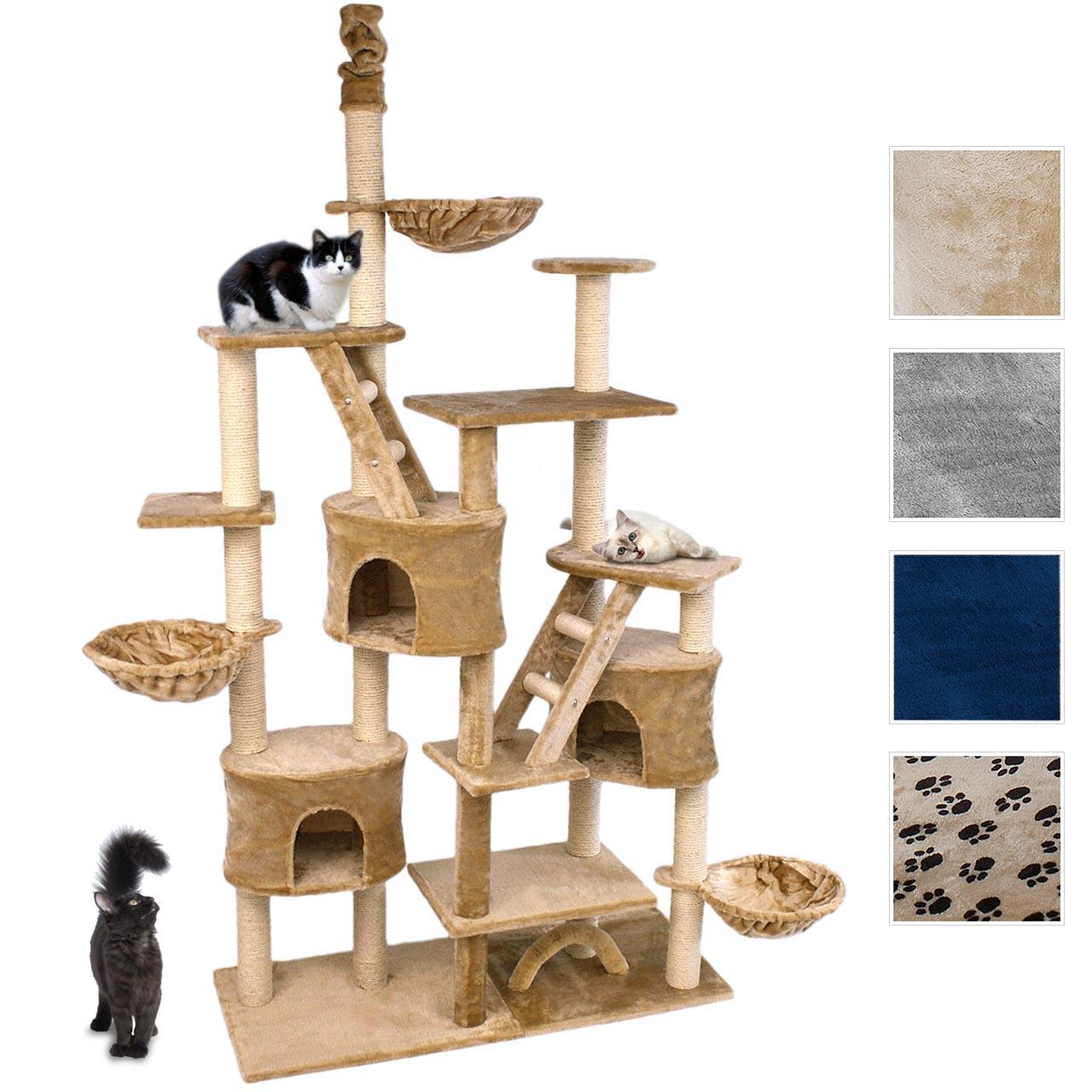 Домик для кошек высокий своими руками