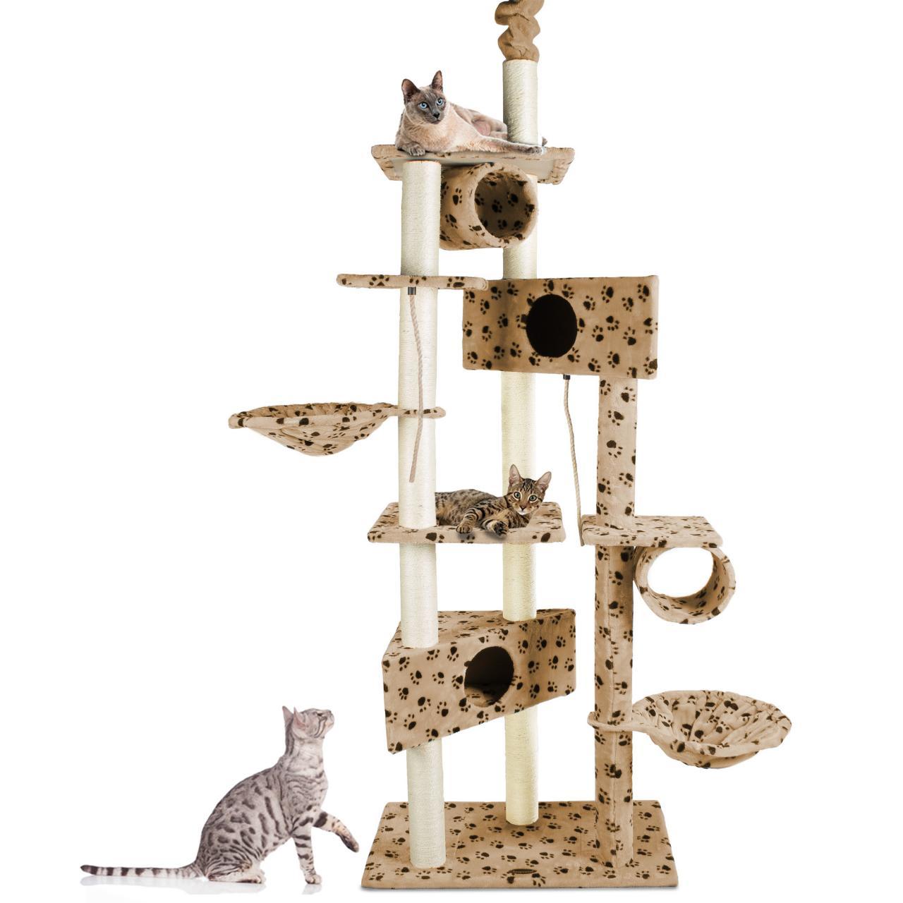 cat012 luxus kratzbaum katzenkratzbaum katzenbaum katzen. Black Bedroom Furniture Sets. Home Design Ideas