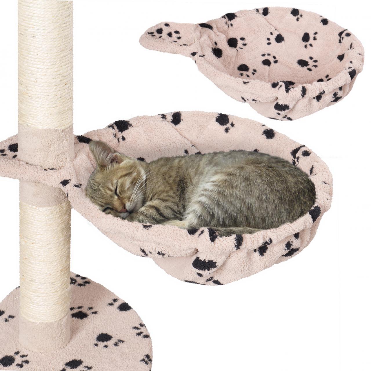 liegemulde f r kratzbaum liegeplatz schlafmulde schlafplatz katzen 35 oder 40cm ebay. Black Bedroom Furniture Sets. Home Design Ideas