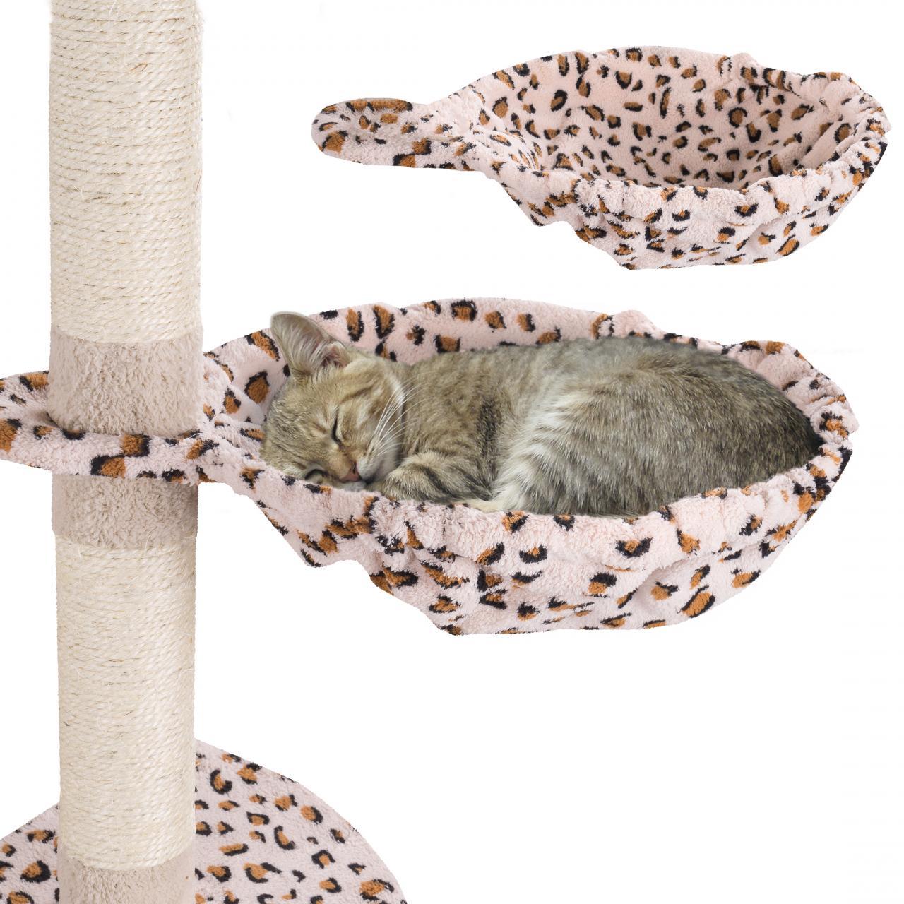 Liegemulde-fuer-Kratzbaum-Liegeplatz-Schlafmulde-Schlafplatz-Katzen-35-oder-40cm