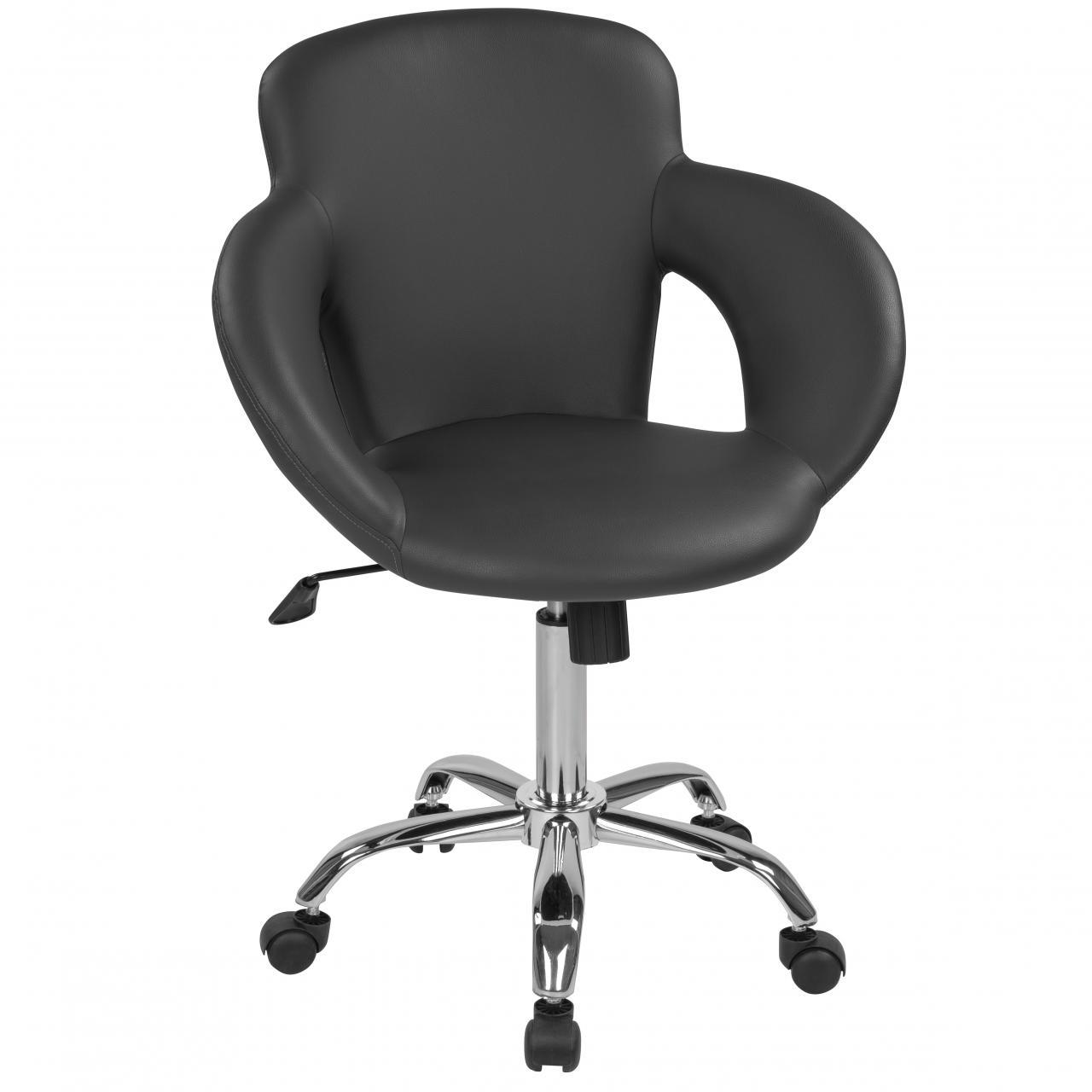 Design drehstuhl b rostuhl schreibtischstuhl rollhocker for Design schreibtischstuhl