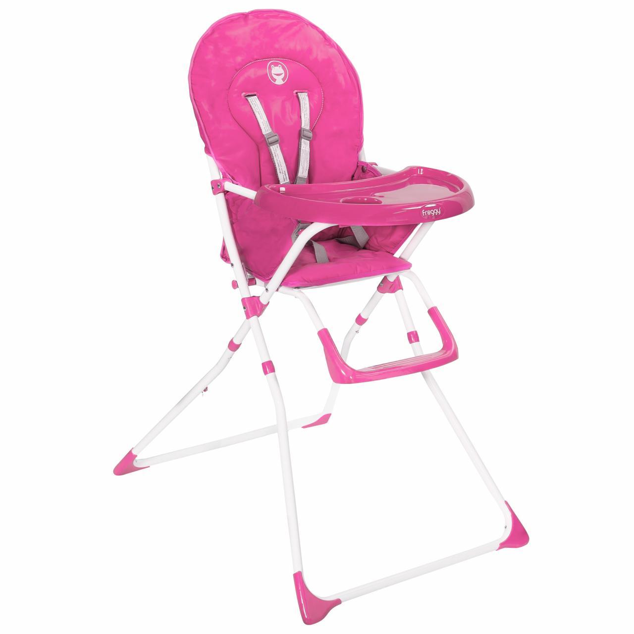 Froggy-Baby-Kinder-Hochstuhl-Babystuhl-Kinderstuhl-Tisch-Zusammenklappbar