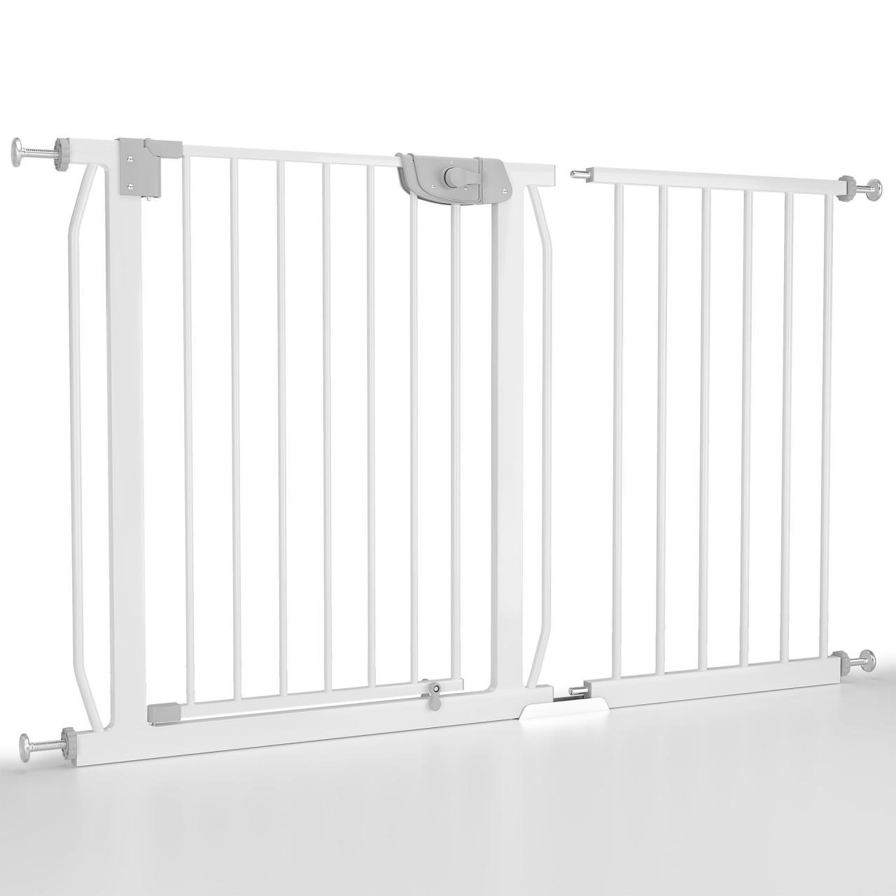 Tuerschutzgitter-Treppenschutzgitter-Schutzgitter-Gitter-Baby-Absperrgitter-Kind