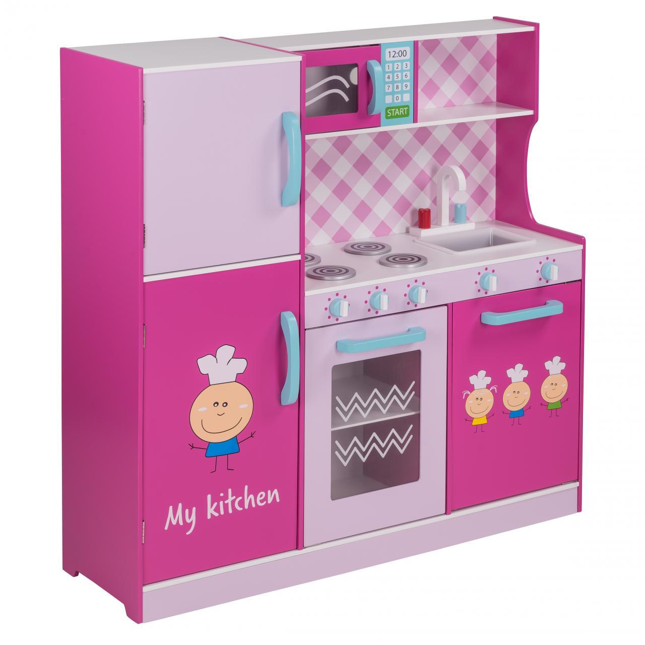 cuisine pour enfants de jeux en bois jouet ebay. Black Bedroom Furniture Sets. Home Design Ideas