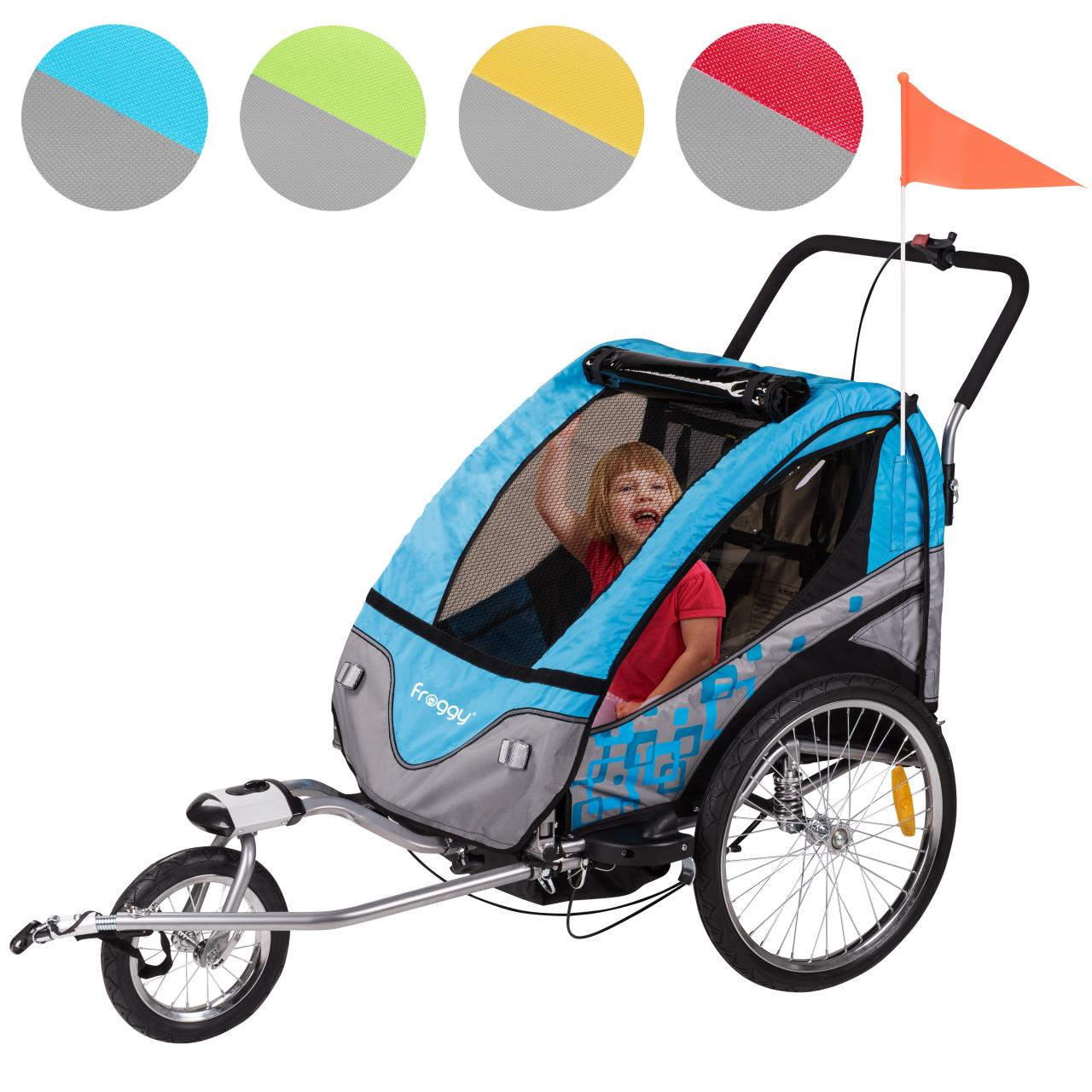 froggy kinderwagen dingo 2in1 set autositz buggy. Black Bedroom Furniture Sets. Home Design Ideas