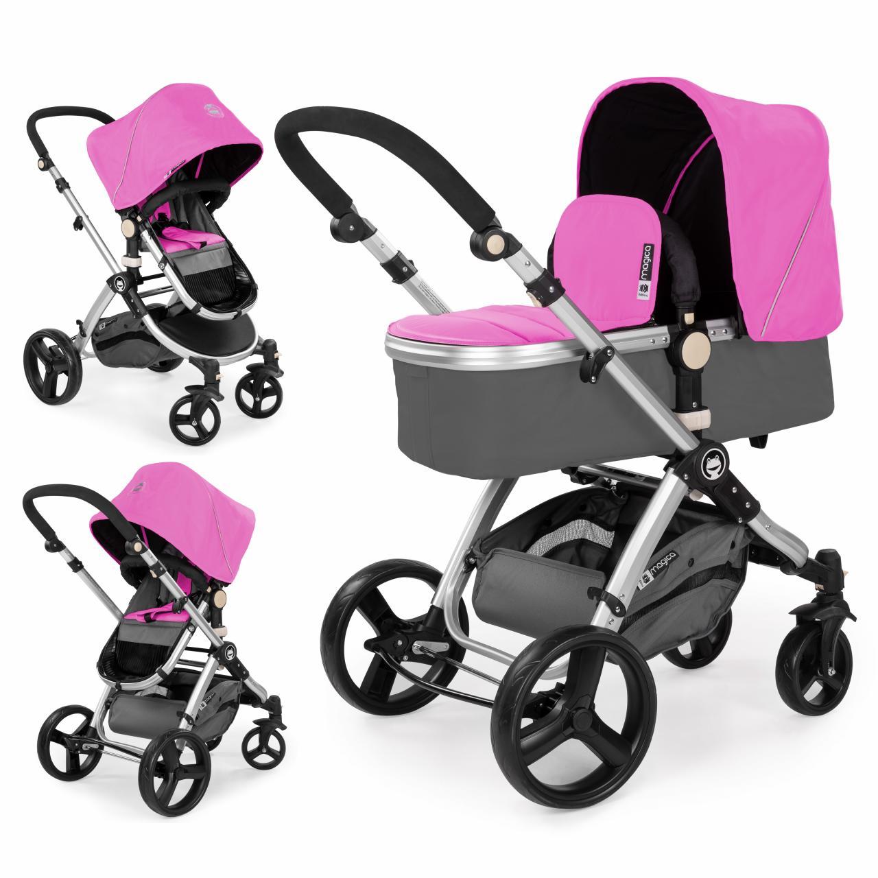 Froggy-Kombikinderwagen-Sportwagen-Buggy-Kinderwagen-MAGICA-Design-Baby