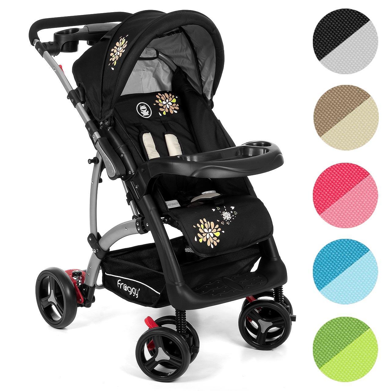 kombikinderwagen 3in1 kombi set kinderwagen inkl babyschale buggy kinderwagenset ebay. Black Bedroom Furniture Sets. Home Design Ideas