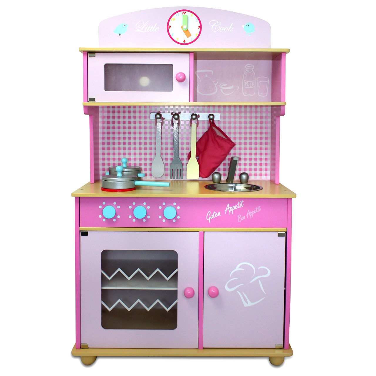 Cucina per bambini gioco in legno giocattolo | eBay
