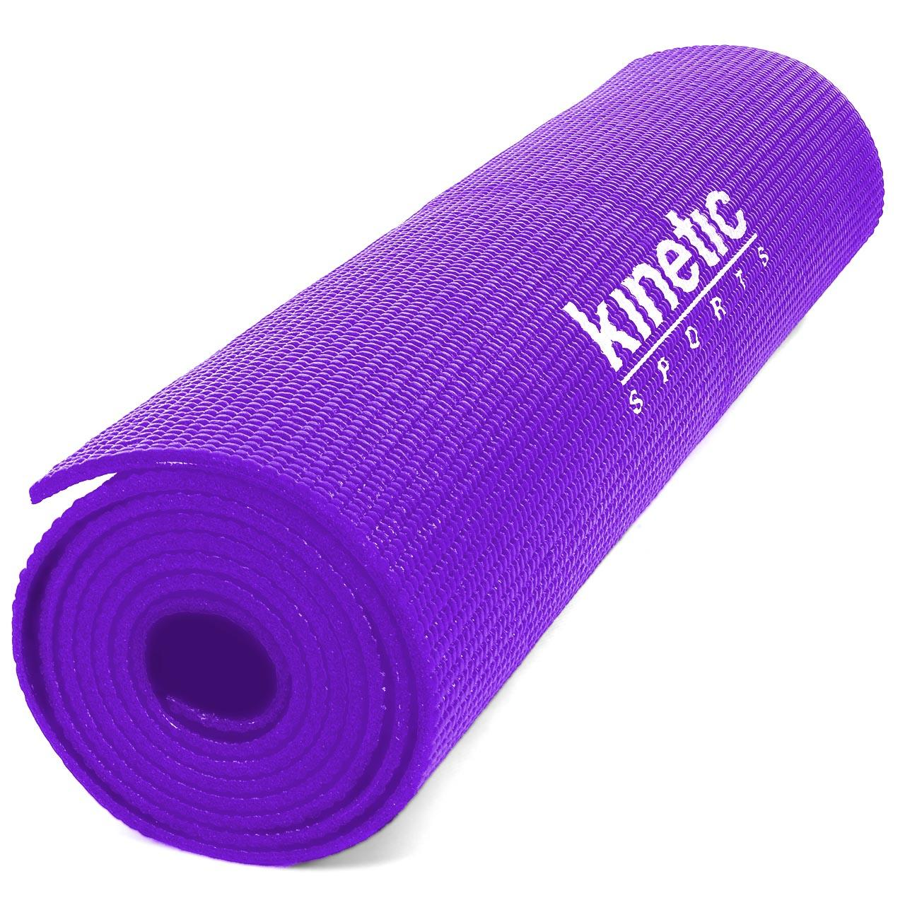 Yogamatte-Gymnastikmatte-Bodenmatte-Fitnessmatte-Yoga-Sport-Matte-Turnmatte-NEU