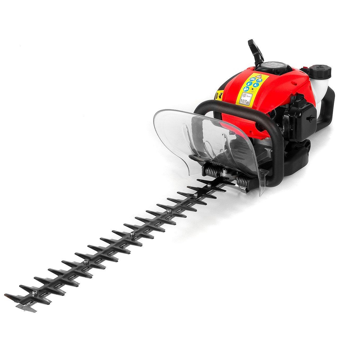 Heckenschere-Rotfuchs-Motorheckenschere-Hecken-Trimmer-23ccm-1-2PS-Benzin-Motor