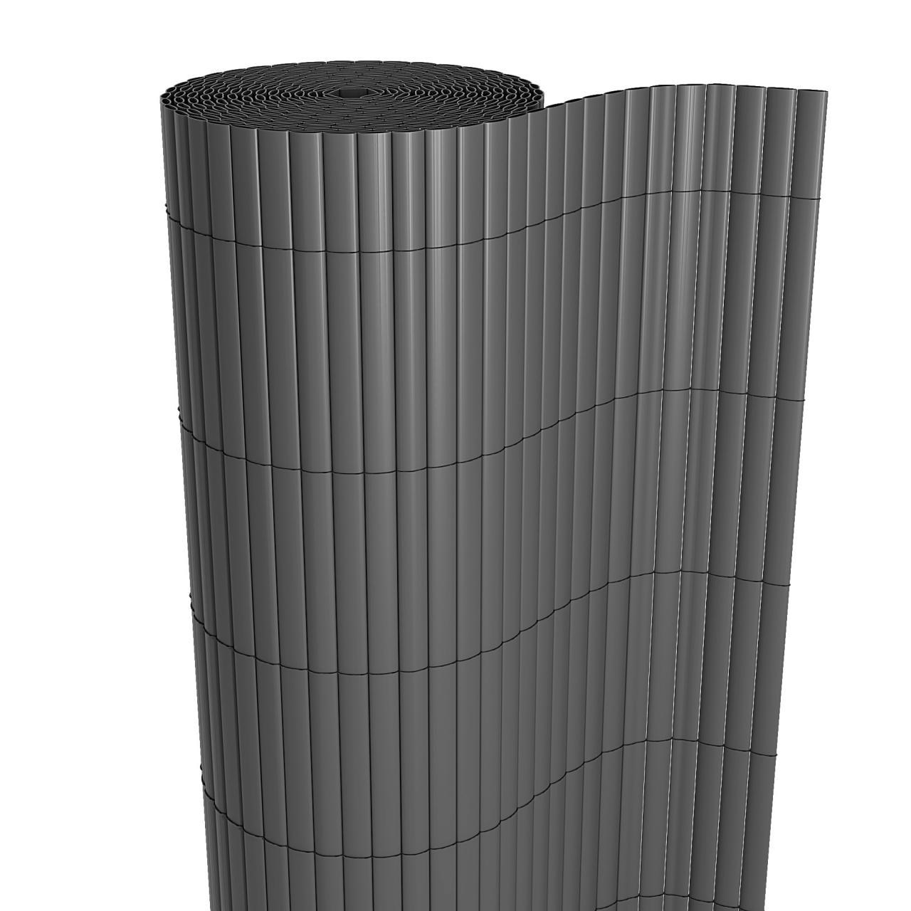Sichtschutzmatte-Zaun-Windschutz-Balkon-Markise-PVC-Blende-vers-Groessen-FARBWAHL