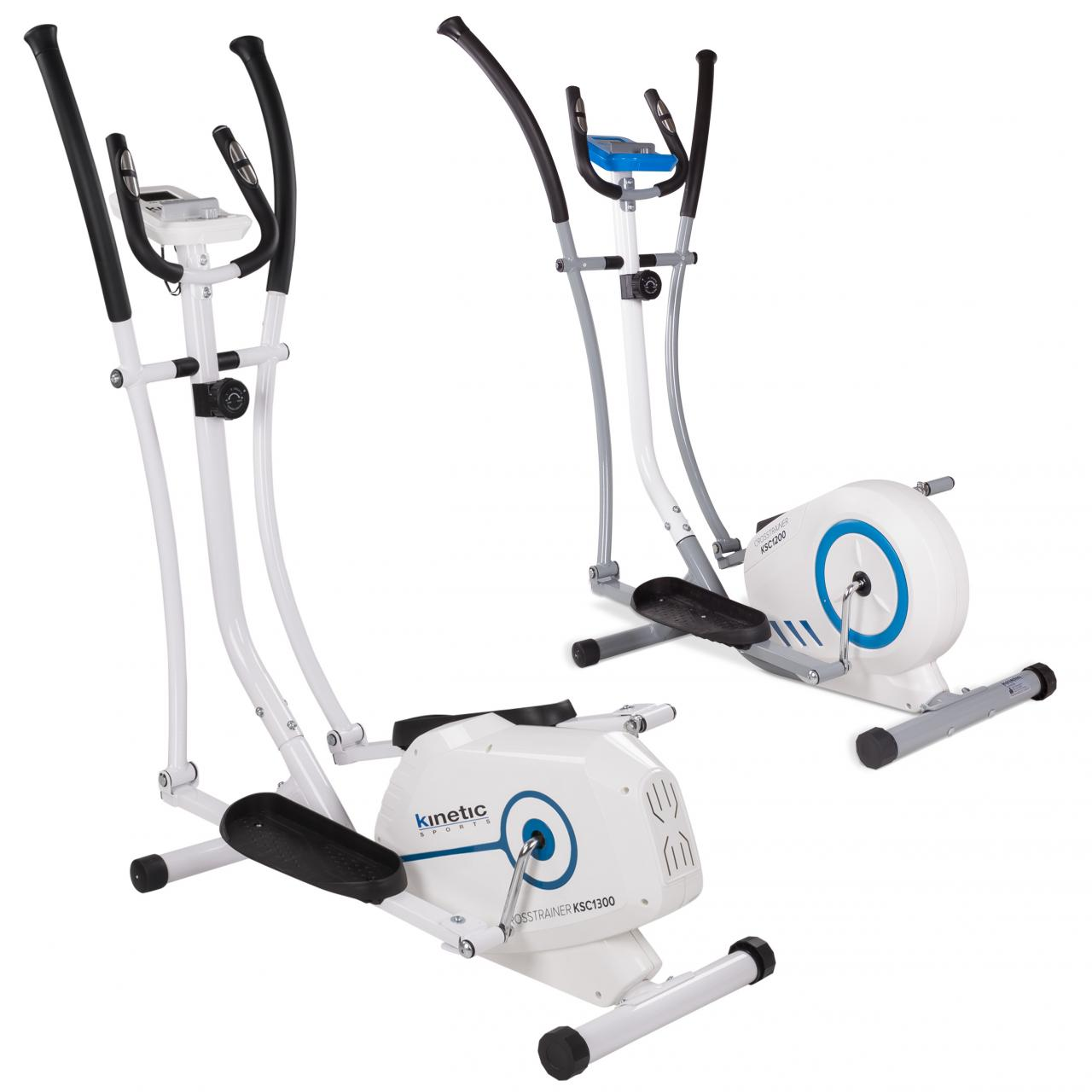 Ausdauertraining Kinetic Crosstrainer KSC1200 Fitness & Jogging