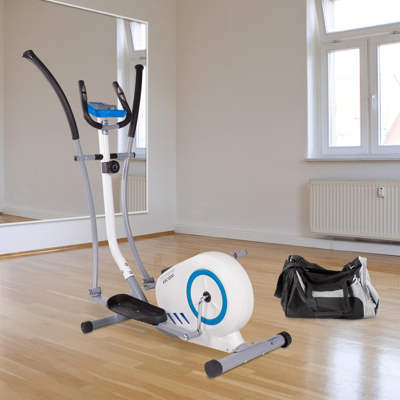 heimtrainer ergometer fitness cardiotrainer stepper. Black Bedroom Furniture Sets. Home Design Ideas