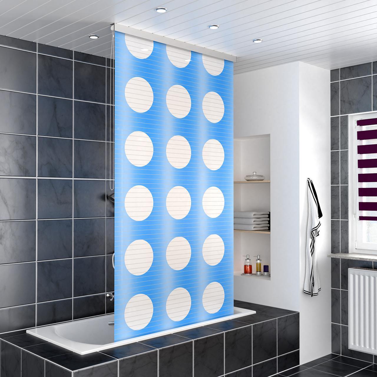 homelux duschrollo alu halbkassette dusche bad seitenzug gr sse und designwahl ebay. Black Bedroom Furniture Sets. Home Design Ideas