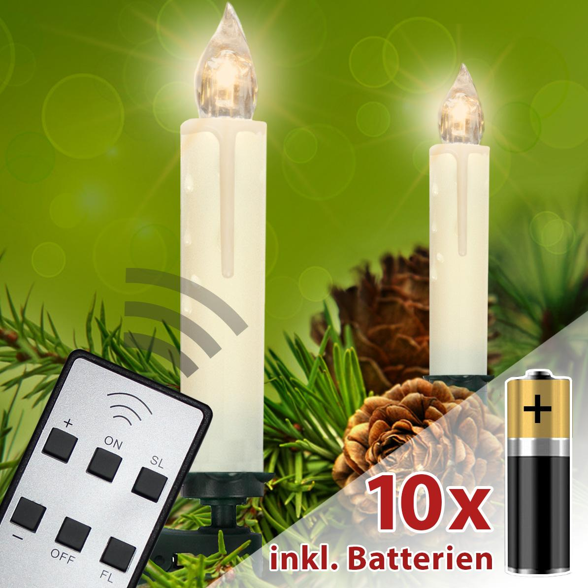 LED-Weihnachtskerzen-kabellose-Lichterkette-Weihnachtsbaumbeleuchtung-Kerzen-Set