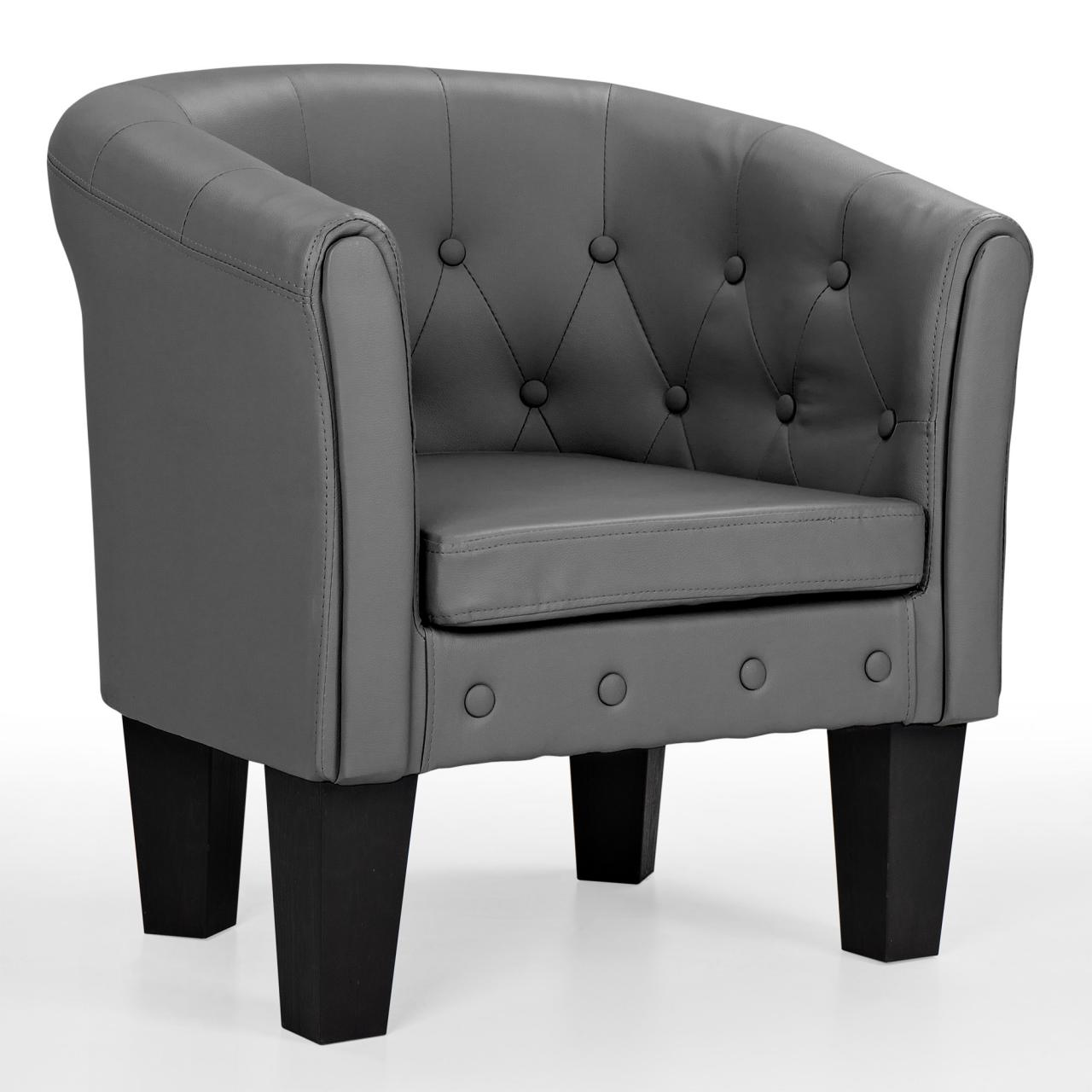 HOMELUX Chesterfield Sessel Lounge Couch Sofa Büro Möbel ...